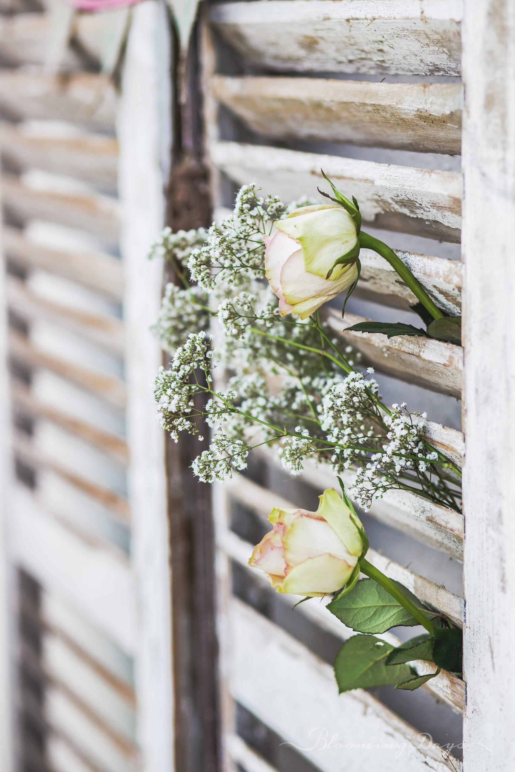 Scénographie - decoration de mariage Normandie - Falaise
