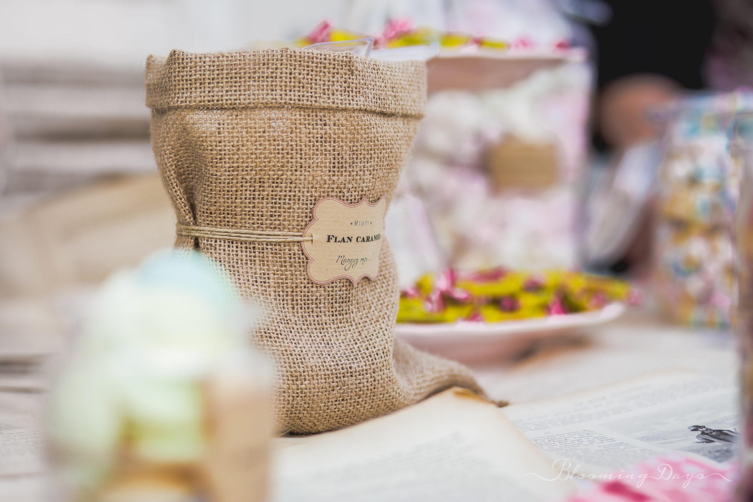 Détails candy bar - decoration de mariage Normandie - Falaise