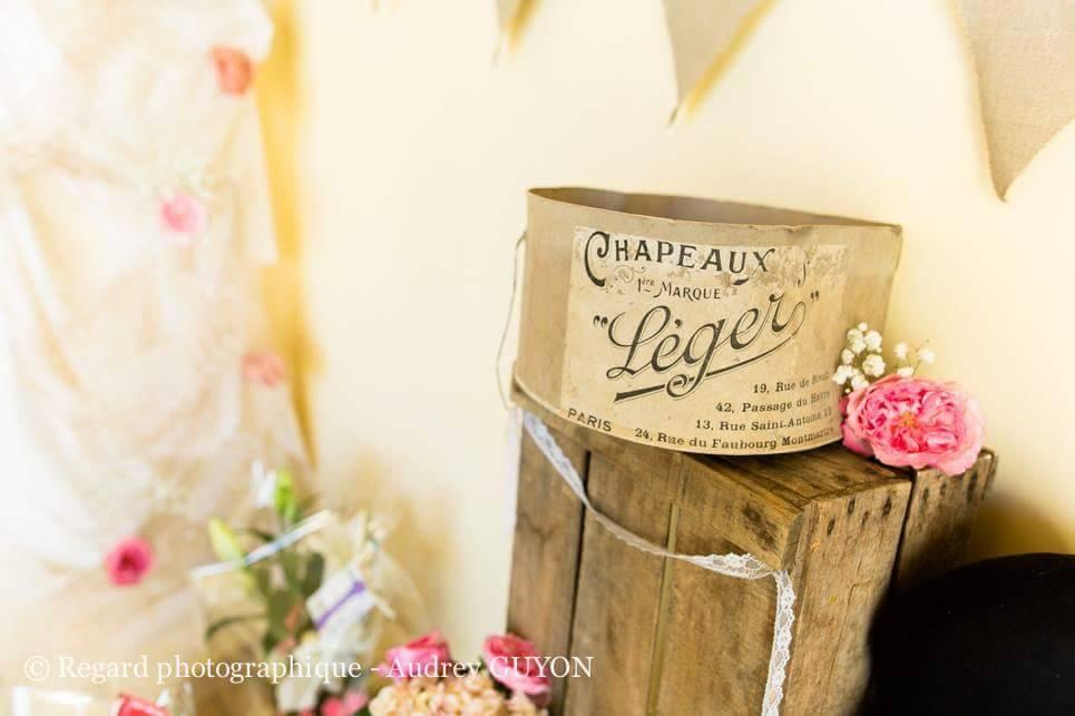 décoration de mariages gite de la cour