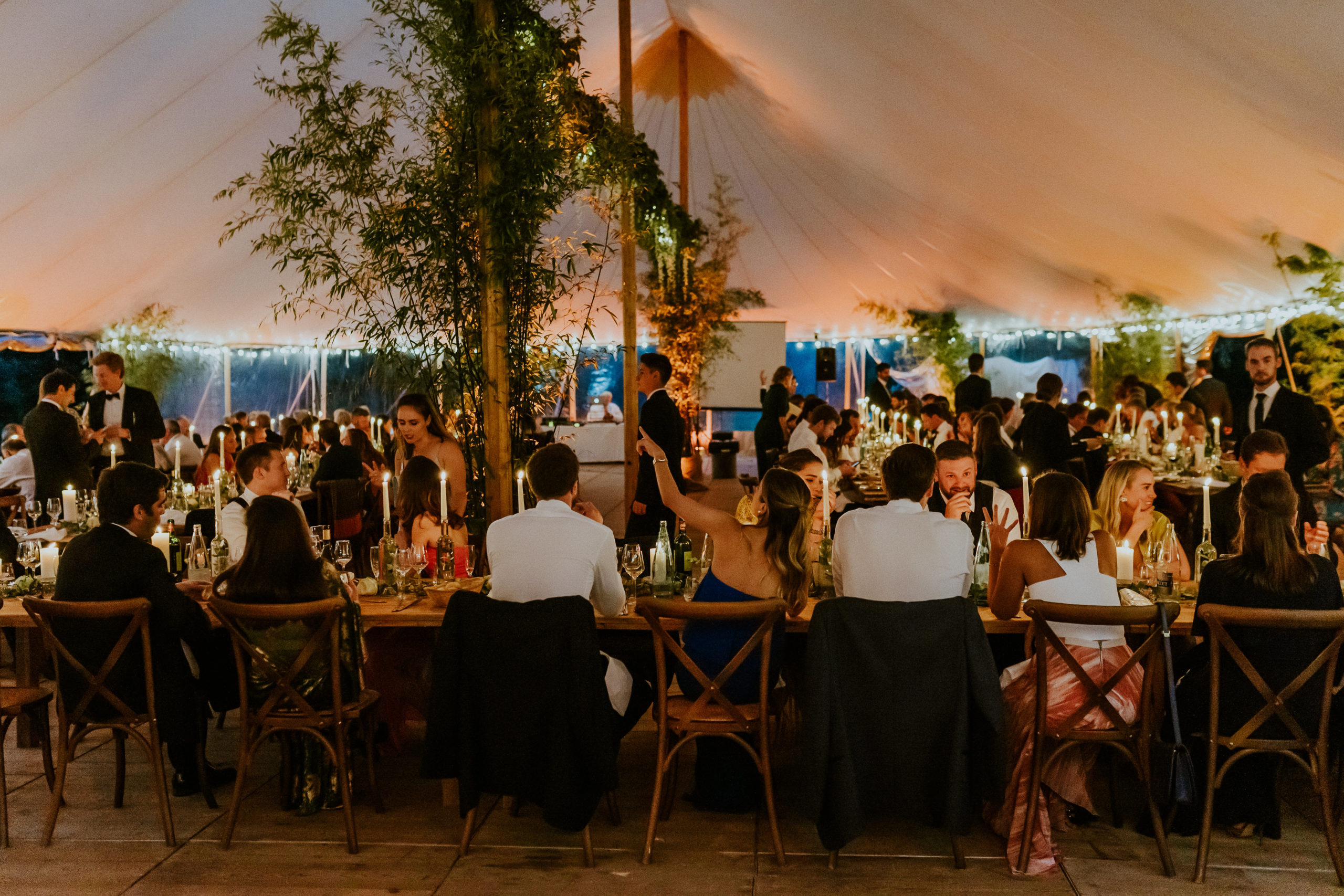 wedding design - diner de mariage - scenographie - CREDIT PHOTO : Nicolas Desvages