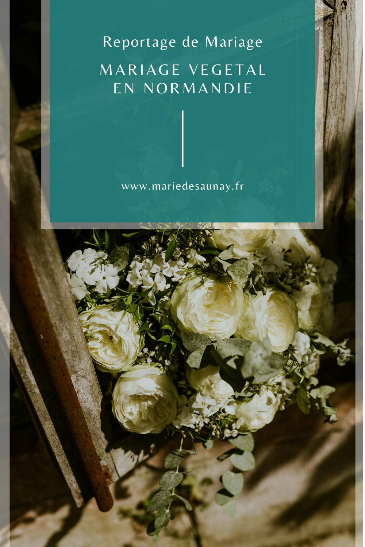Mariage végétal en Normandie