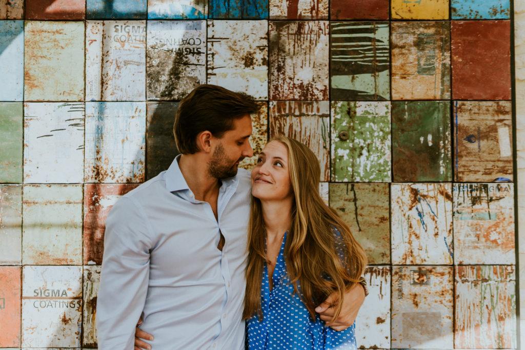 photo de couple séance engagement mariage Caen
