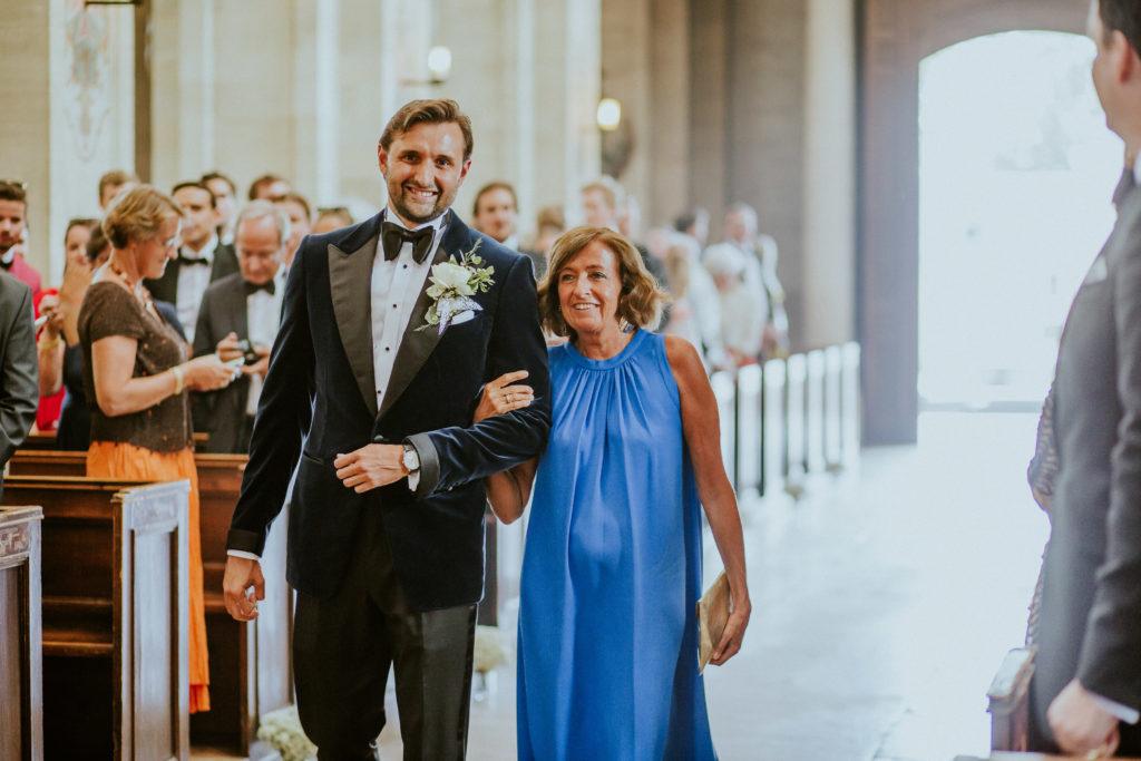 cérémonie religieuse mariage abbaye de Juaye Mondaye Normandie