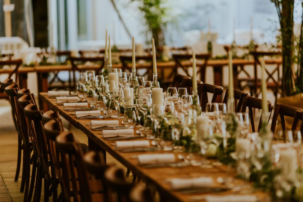 Décoratrice mariage champêtre Perche, domaine de Ronsard