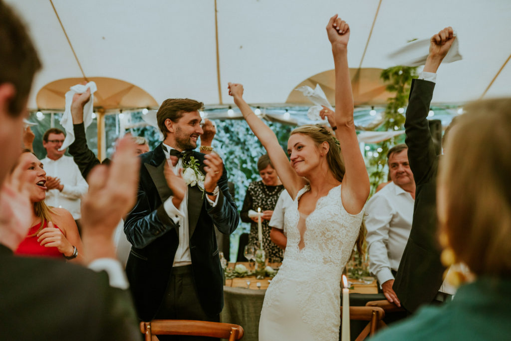 ambiance mariage Normandie
