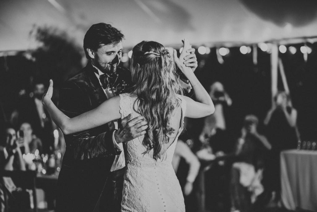 ouverture du bal première danse mariage Normandie
