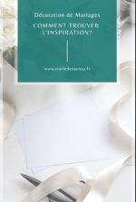 blog mariage inspiration