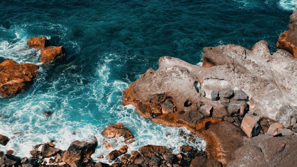 océan couleurs