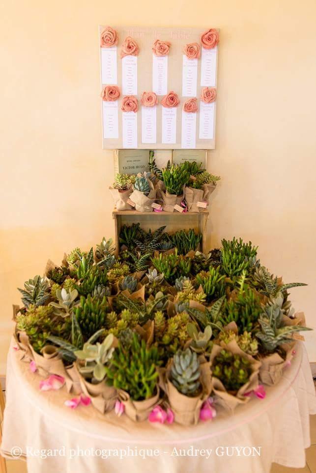 cadeau-invite-mariage-succulentes-original-decoratrice-mariage-calvados-caen-manche