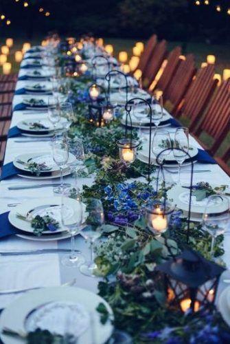 decoration-de-table-mariage-bleu-greenery-blue-pantone-2020