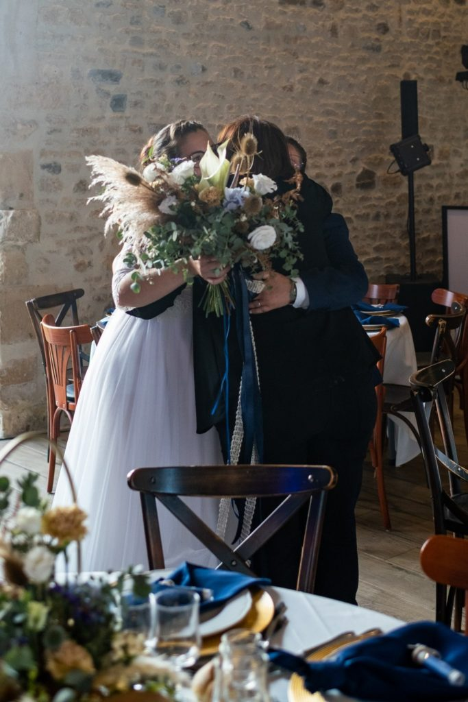 reconnaissance des mariees pourleur decoratrice de mariage
