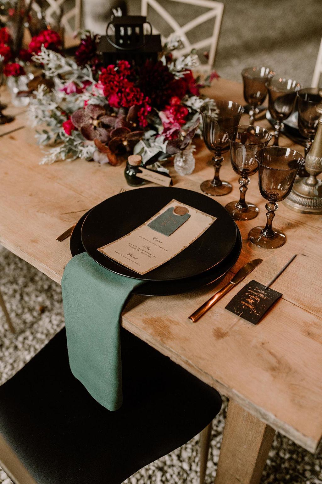decoration de mariage sur-mesure - CREDIT PHOTO : Anne Letournel