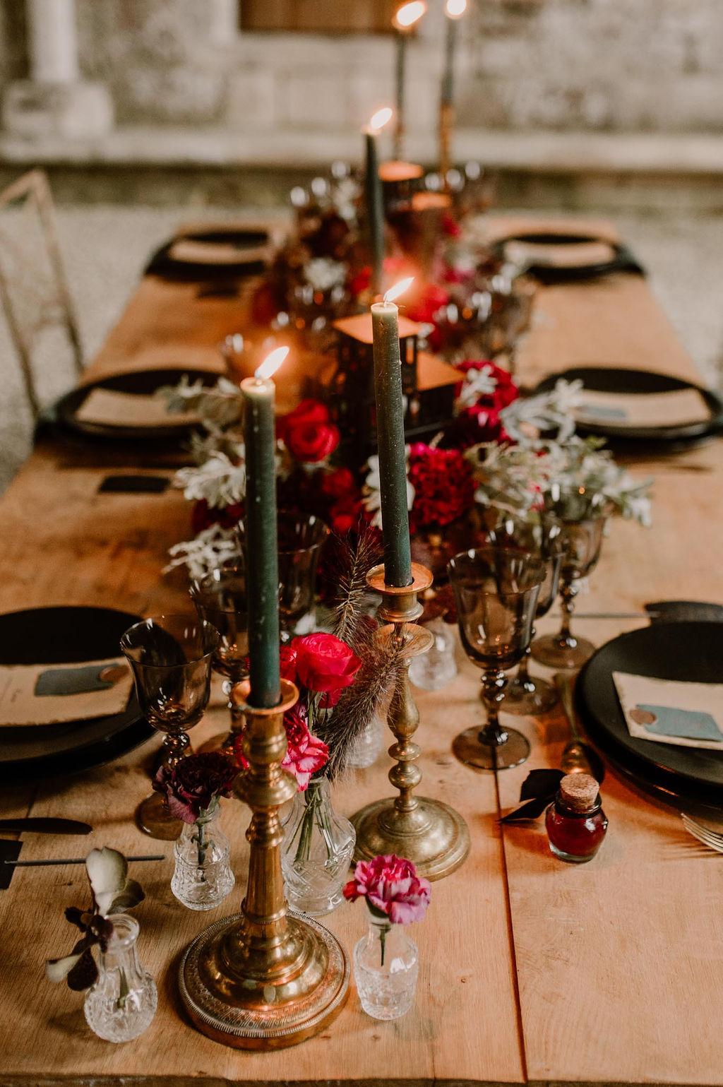 decoratrice de mariages en Normandie - CREDIT PHOTO : Anne Letournel