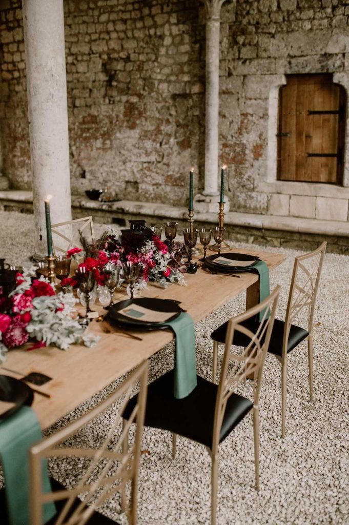 table-mariage-decoration-wedding-designer-serviettes-emeraude